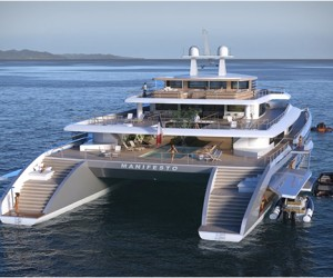 Manifest Catamaran Superyacht
