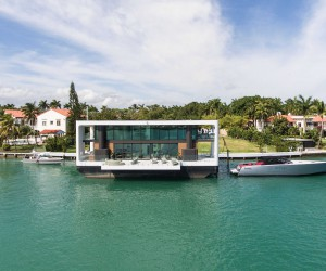Manital quality for Arkup floating villas