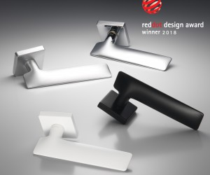 Manital wins the Red Dot Design Award 2018 with the Hygge handle