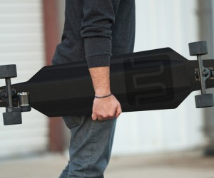Marbel: The Worlds Lightest Electric Skateboard