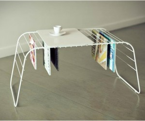Marc | Coffee Table  Magazine Rack