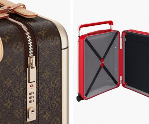 Marc Newson Revamps Louis Vuittons Luggage