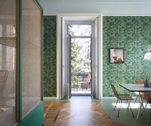 Marcante-Testa Refurbishes 150 sqm apartment in Milan