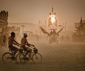 Marek Musil Captures The Atmosphere At Burning Man Festivals On Three Different Continents
