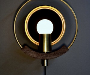 Marie Claire wall light