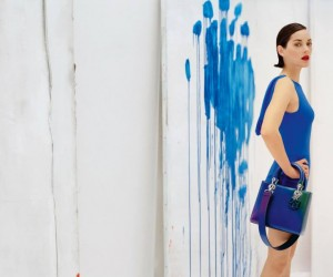 Marion Cotillard Shines in Lady Dior Resort 2014 Campaign