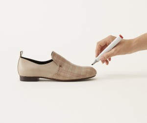 Markers-Shoes by Nendo for by | n meister