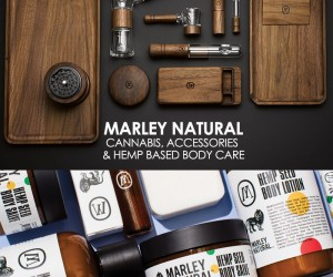 Marley Natural - Another Celebrity Cannabis Collection