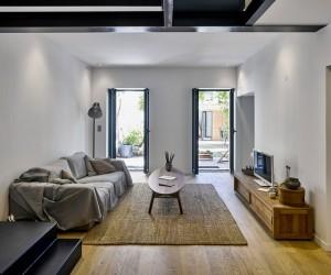 Marseille Duplex  Complete Refurbishment by T3 Architecture
