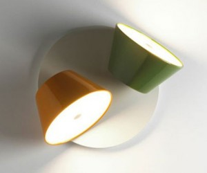 Marset Tam Tam: Cheerful Wall Sconce