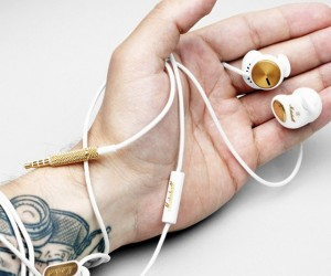Marshall Minor White In-Ear Headphones