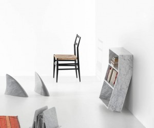 Marsotto Edizioni Marble Furniture by Thomas Sandell