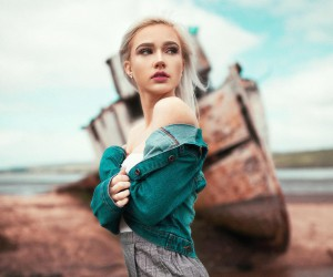 Marvelous Female Portrait Photography by Shane Michael