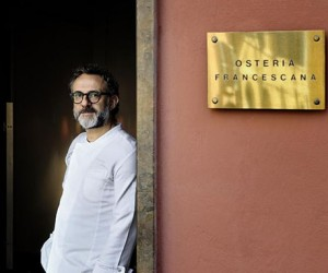 Massimo Bottura speaks about his creative inspiration: Jazz