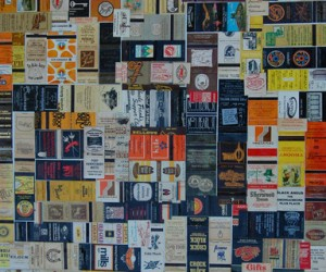 Matchbook Memories - When smoking was cool. By Ashley J. Myers