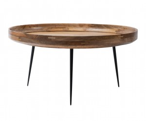 Mater Bowl Table X-large by AKFD Studio