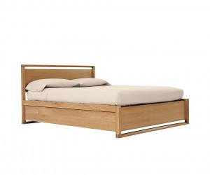 Matera Bed by Sean Yoo for Design Within Reach
