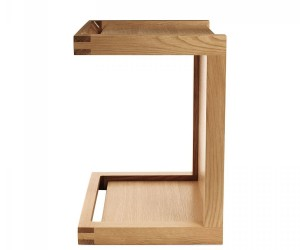 Matera Side Table by Sean Yoo for Design Within Reach
