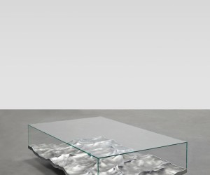 Mathieu Lehanneur Liquid Marble tables