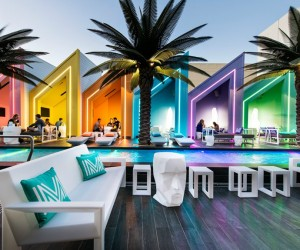 Matisse Beach Club by Oldfield Knott architects