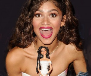 Mattel Honors Zendaya with Custom Barbie Doll