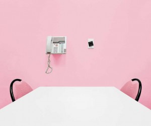 Matthew Brooks Captures Colorful Portraits of Offices