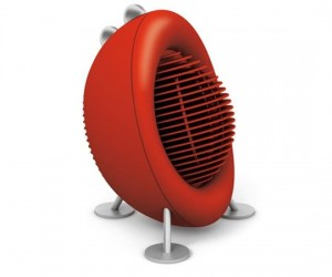 MAX Fan Heater by Stadler Form