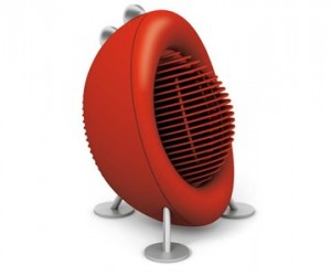 MAX Fan Heater from Stadler Form