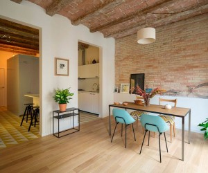 Maximizing Chamfered Corners: Home Renovation in Barcelonas Eixample District