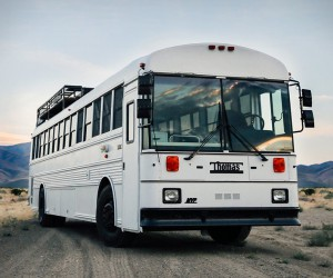 Mayes School Bus Conversion