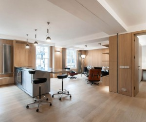 Mayfair Apartment by SIRS