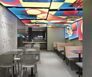 McDonalds Champs-lyses by Patrick Norguet