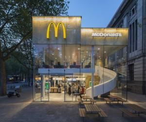 McDonalds Design Rotterdam
