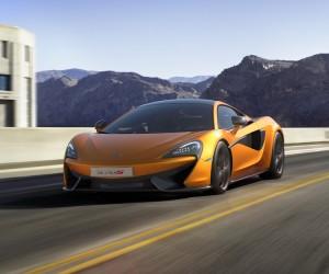 McLaren 570S Coup