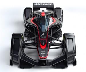 McLaren MP4-X Formula One Concept