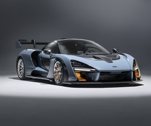 McLaren Senna Hits 62 MPH in Just 2.8s