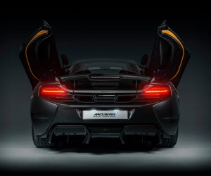 McLaren Special Operations 650S Project Kilo
