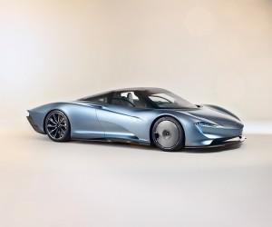 McLaren Unveils Hybrid 2.3 Million Speedtail Hyper-GT