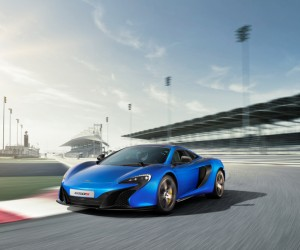 McLaren Unveils New 650S Supercar