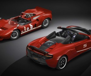 McLaren unveils limited-edition 650S Can-Am