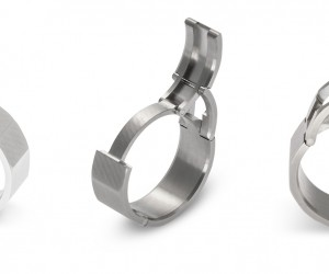McWhinney Designs TG-3 | Intelligent Men's Ring