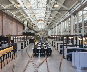 Meat West Amsterdam by Framework Studio