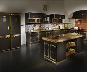Medici Palace kitchen