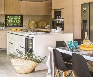Mediterranean Simplicity in Barcelona