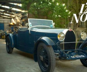 Meet the Family Dedicated to Restoring Bugattis