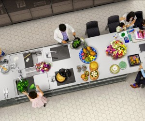 Mega Kitchen by Toyo Kitchen Style