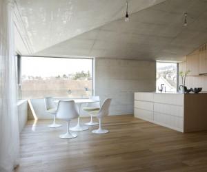 Mehrfamilienhaus in Mnnedorf by Hurst Song Architekten
