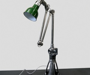 Mek Elek Machinist Lamp
