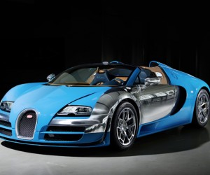 Meo Constantini Legends Edition Bugatti Veyron