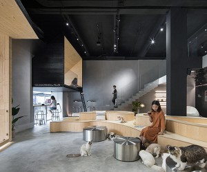 Meow Restaurant, Guangzhou, China  E Studio